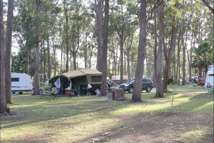Darlington Beach NRMA Holiday Park - Southport Accommodation