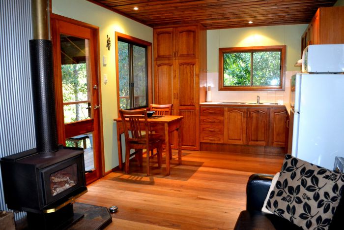 Waterfall Hideout-Rainforest Cabin for Couples - Southport Accommodation