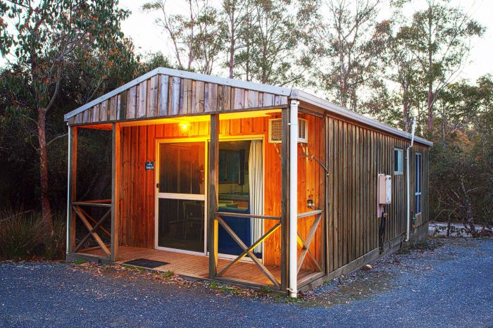 Discovery Parks - Cradle Mountain - Southport Accommodation