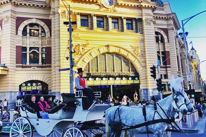 Melbourne Horse drawn carriages 30 minute City tour
