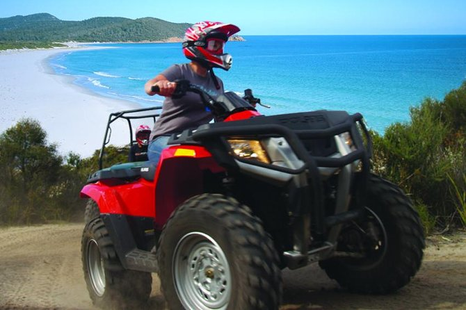 Half-Day Guided ATV Exploration Tour from Coles Bay - Southport Accommodation
