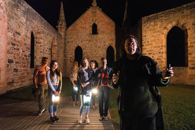 Port Arthur Ghost Tour - Southport Accommodation