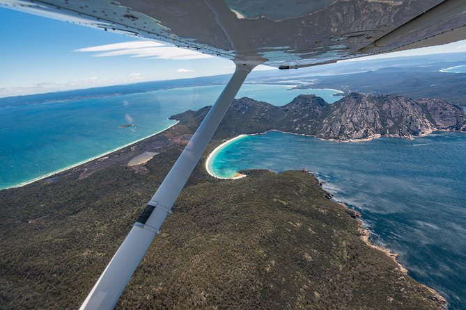 Freycinet Peninsula Or Wineglass Bay Scenic Flight - Southport Accommodation