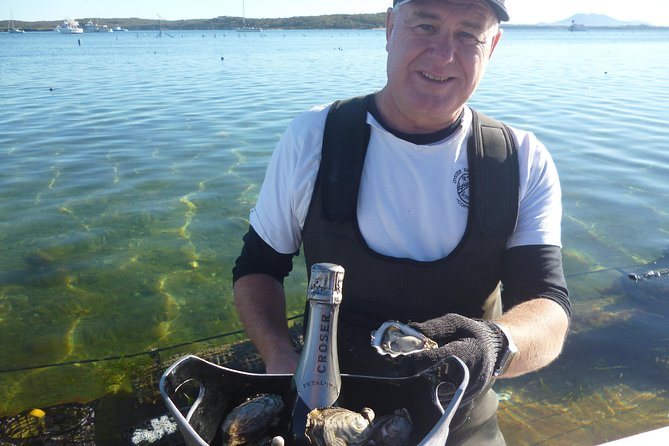 Oyster Farm and Tasting Tour with Hotel Pick-up and return from Port Lincoln