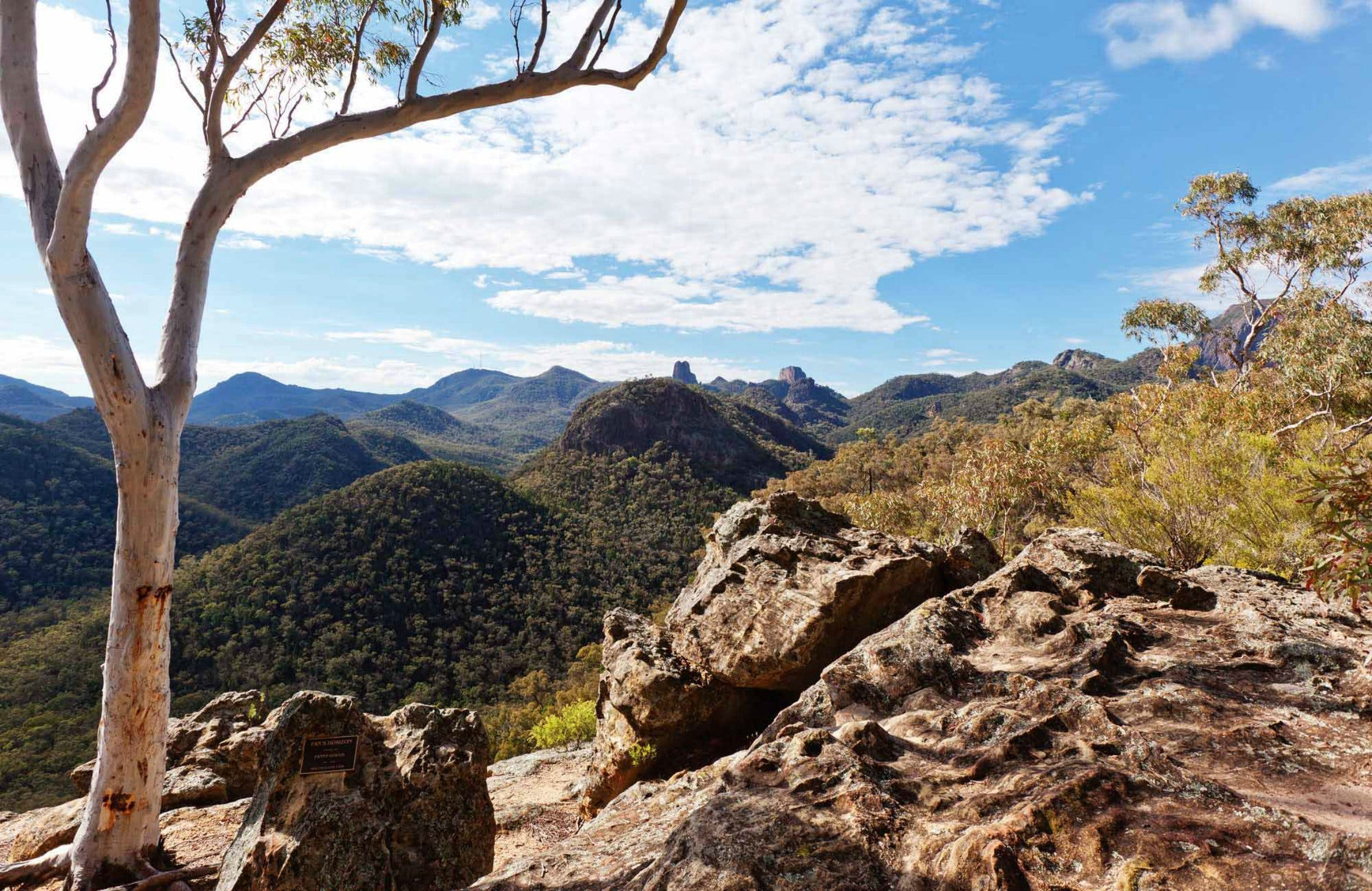 Warrumbungle National Park - Southport Accommodation