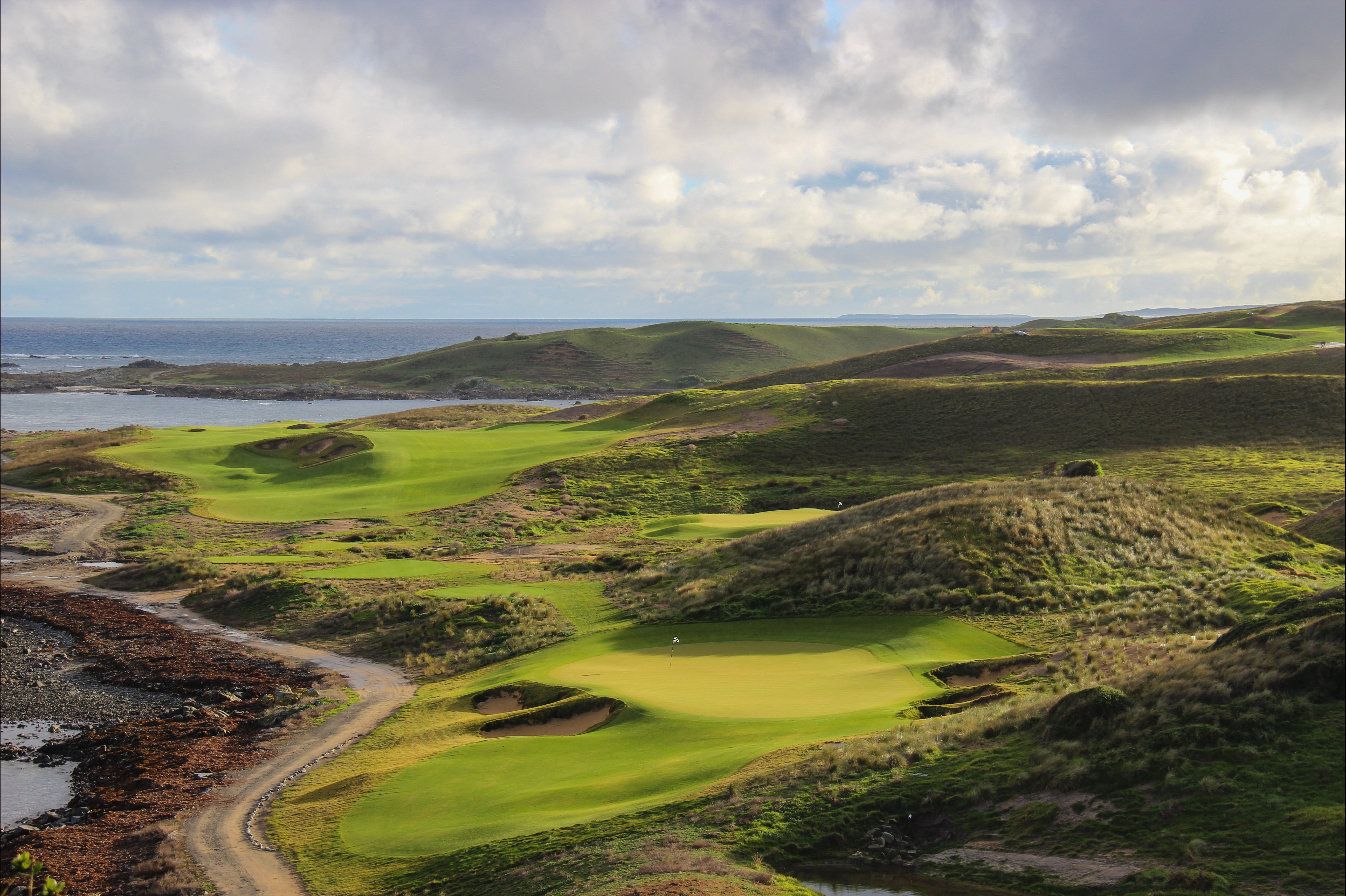 Ocean Dunes Golf Links King Island - Southport Accommodation