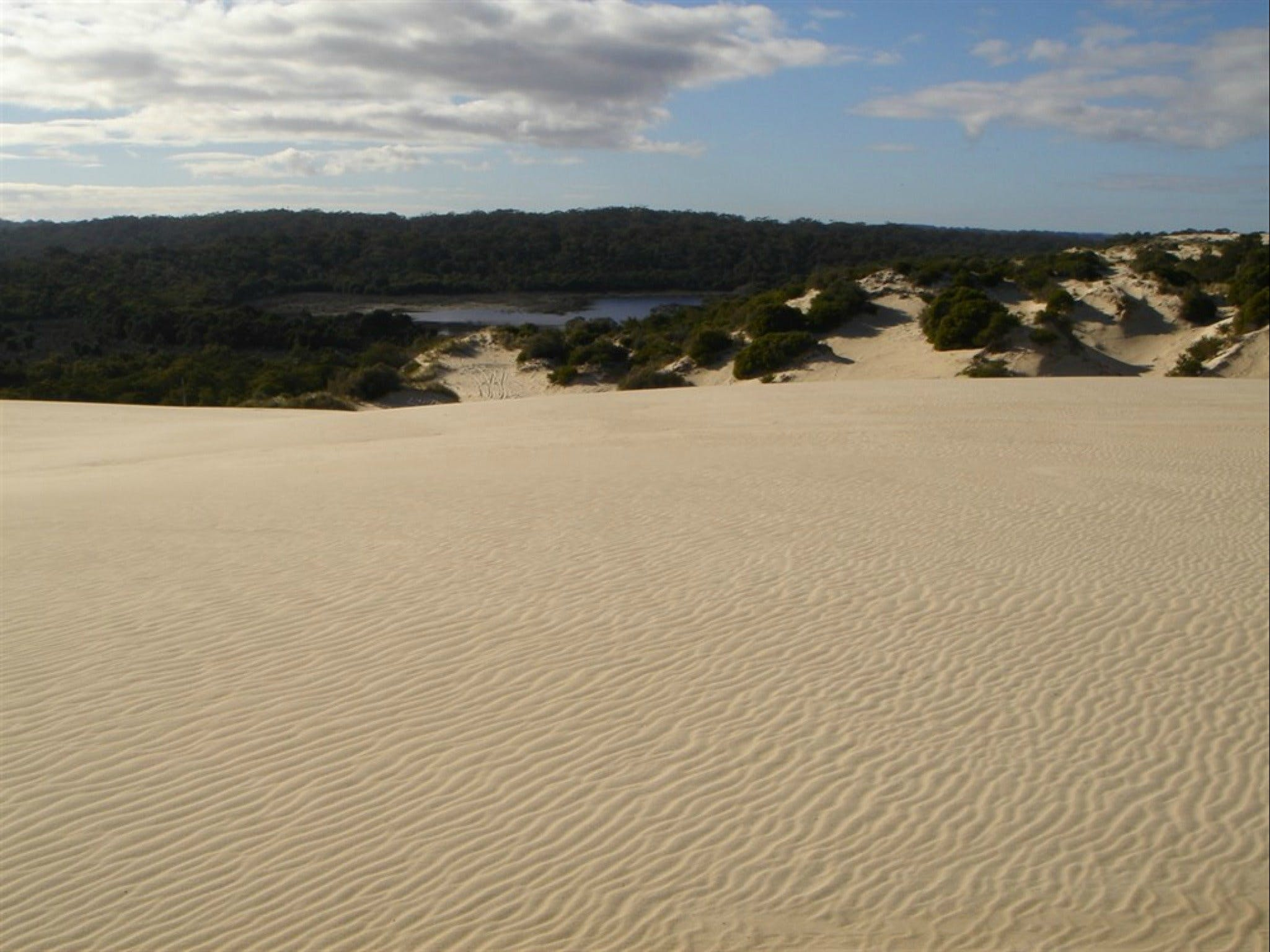 Yeagerup Sand Dunes - Southport Accommodation