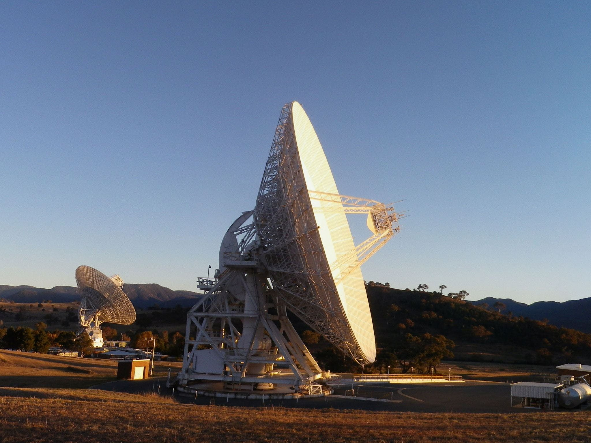 Canberra Deep Space Communication Complex - Southport Accommodation