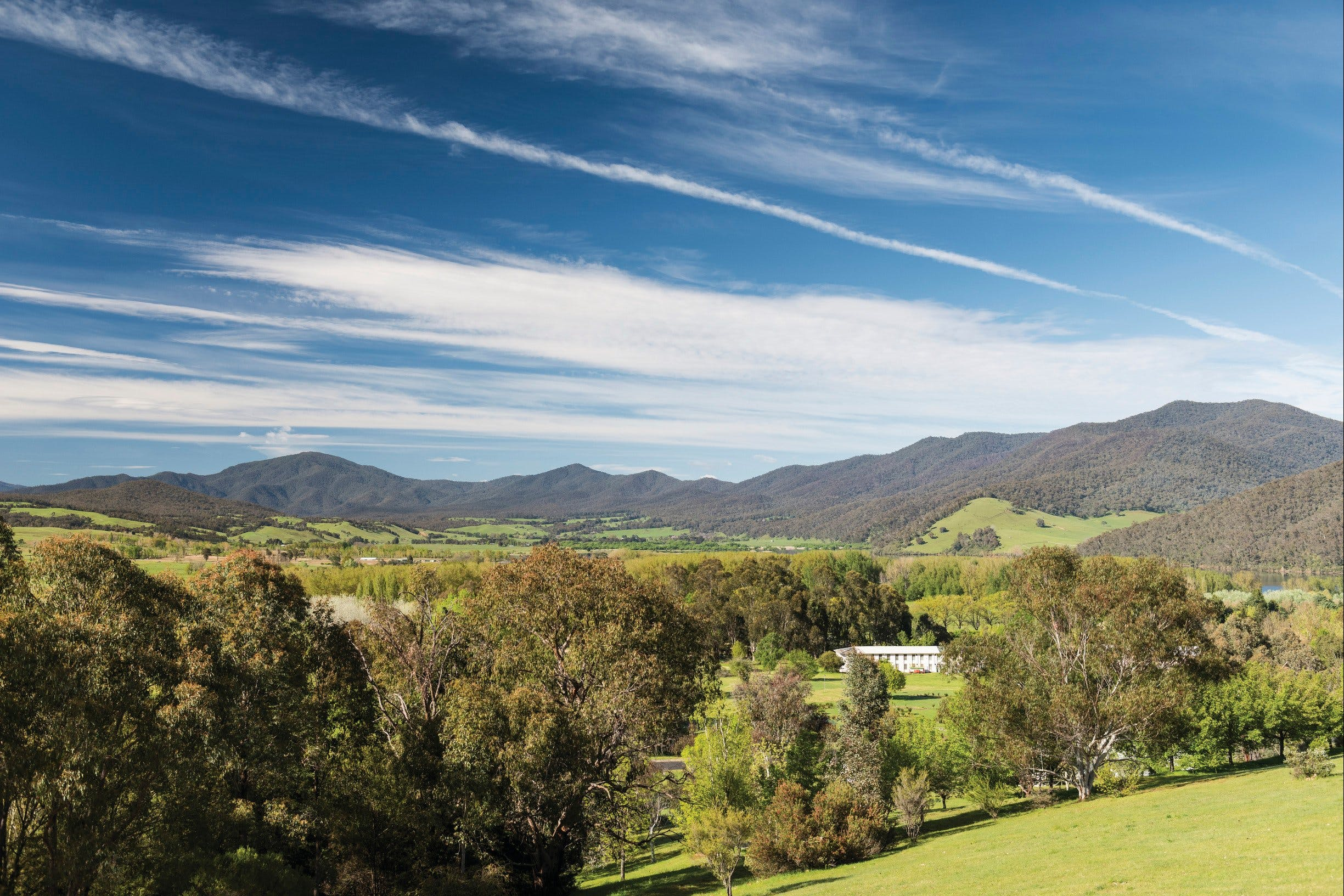 Corryong - Southport Accommodation