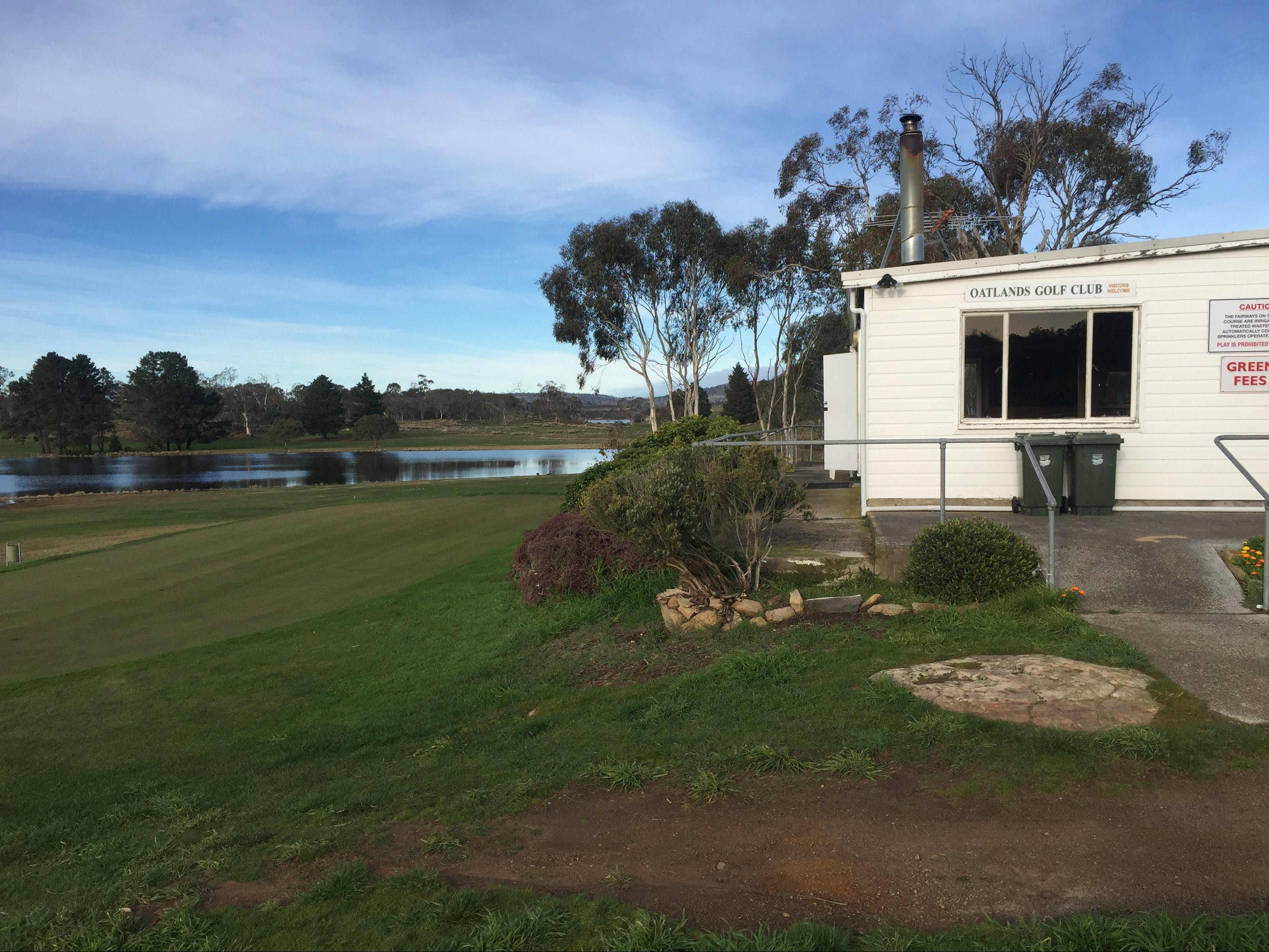 Oatlands Golf Course - Southport Accommodation