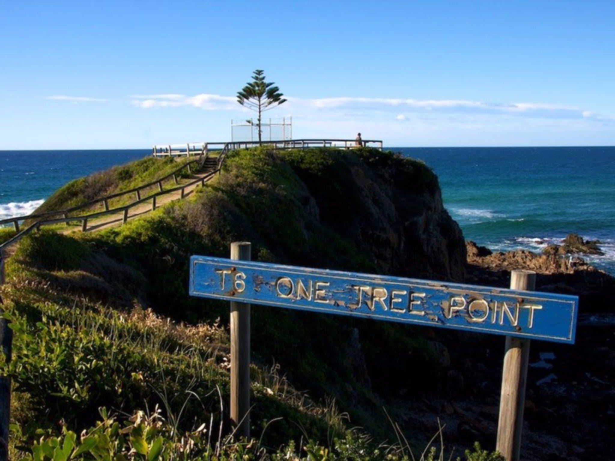 One Tree Point Lookout and Picnic Area - Southport Accommodation