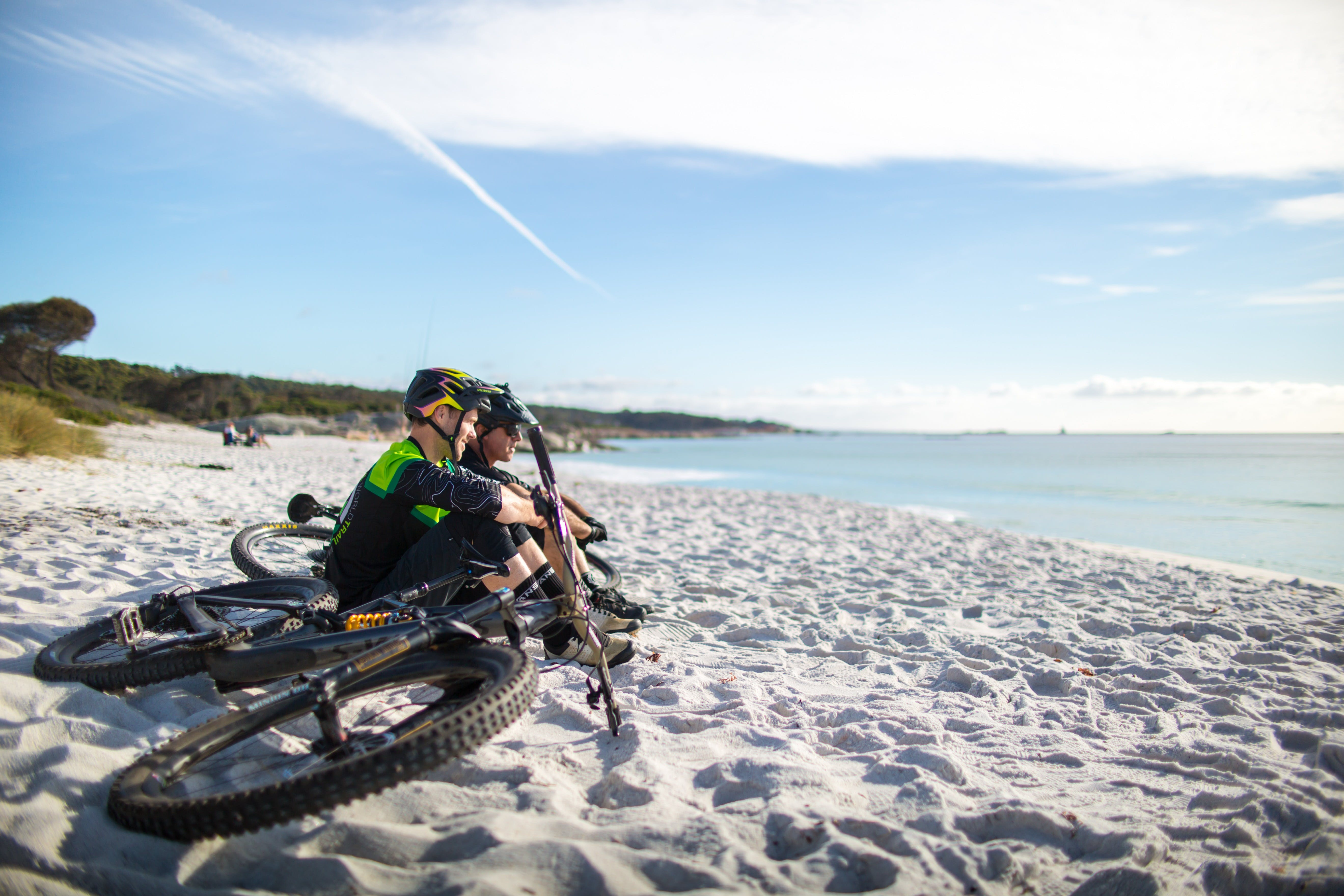St Helens Mountain Bike Trails - Southport Accommodation