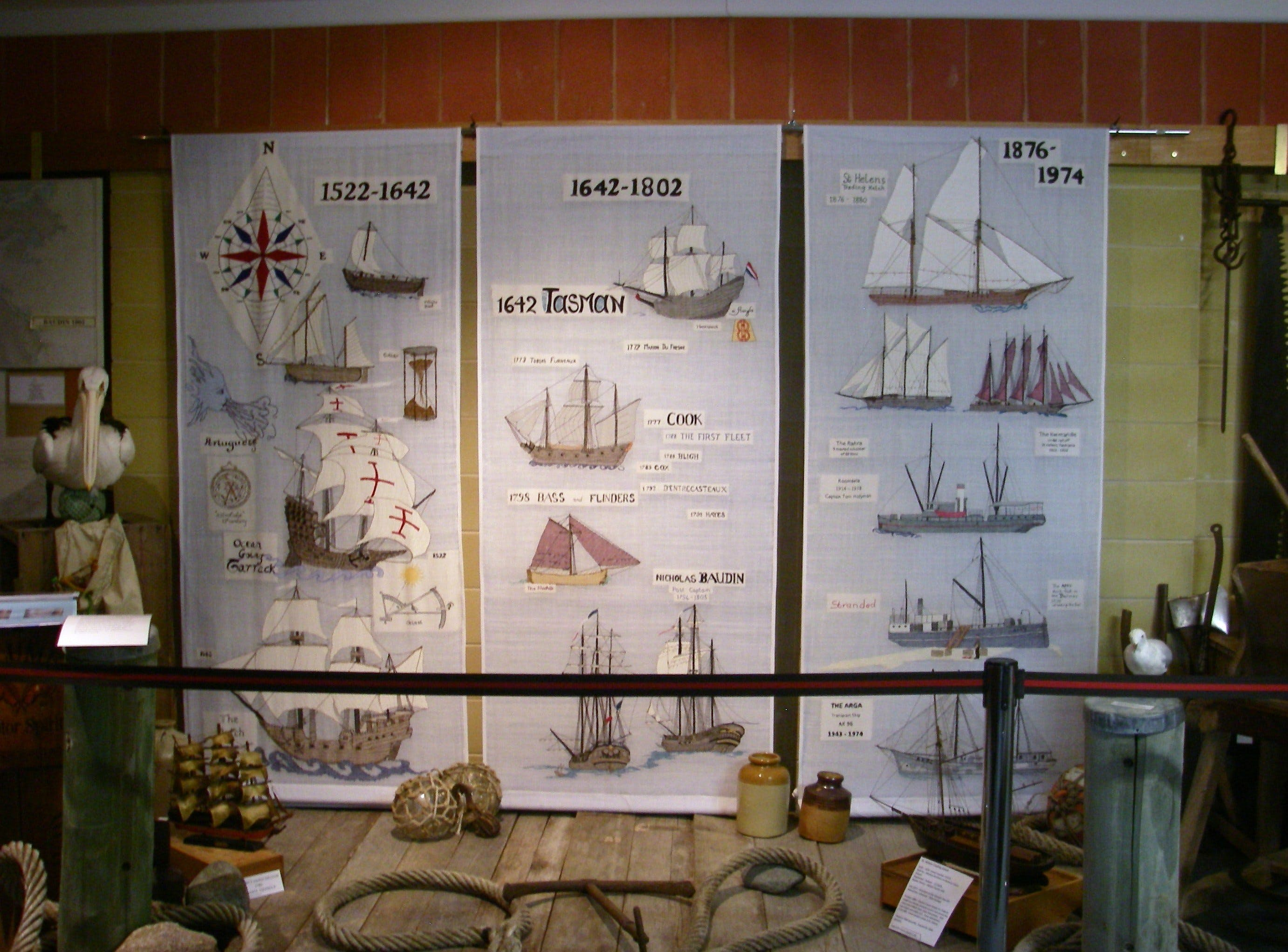 St Helens History Room - Southport Accommodation