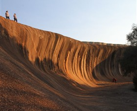 Wave Rock - Southport Accommodation