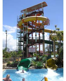 Ballina Olympic Pool and Waterslide - Southport Accommodation