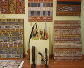 Tiwi Design Aboriginal Corporation - Southport Accommodation