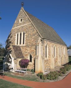 Uniting Church - York - Southport Accommodation