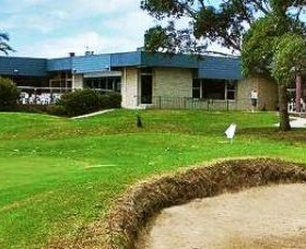 Vincentia Golf Club - Southport Accommodation