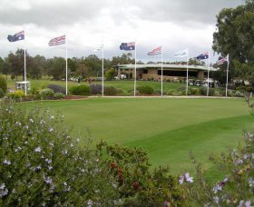 Tocumwal Golf Club - Southport Accommodation