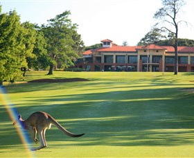 Royal Canberra Golf Club - Southport Accommodation