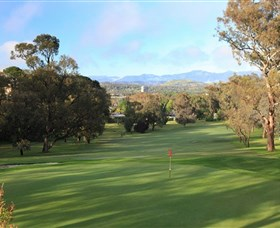 Federal Golf Club - Southport Accommodation