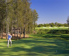 Hunter Valley Golf and Country Club - Southport Accommodation