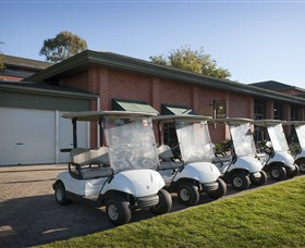 Country Club Tasmania Golf Course - Southport Accommodation