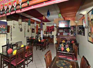 Raj Indian Restaurant - Southport Accommodation