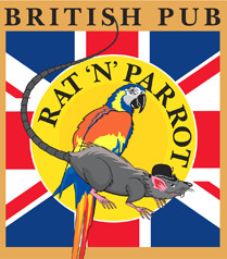Rat 'n' Parrot British Pub - Southport Accommodation