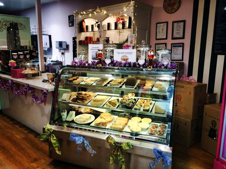 Zoe's Sweet Boutique Cafe - Southport Accommodation