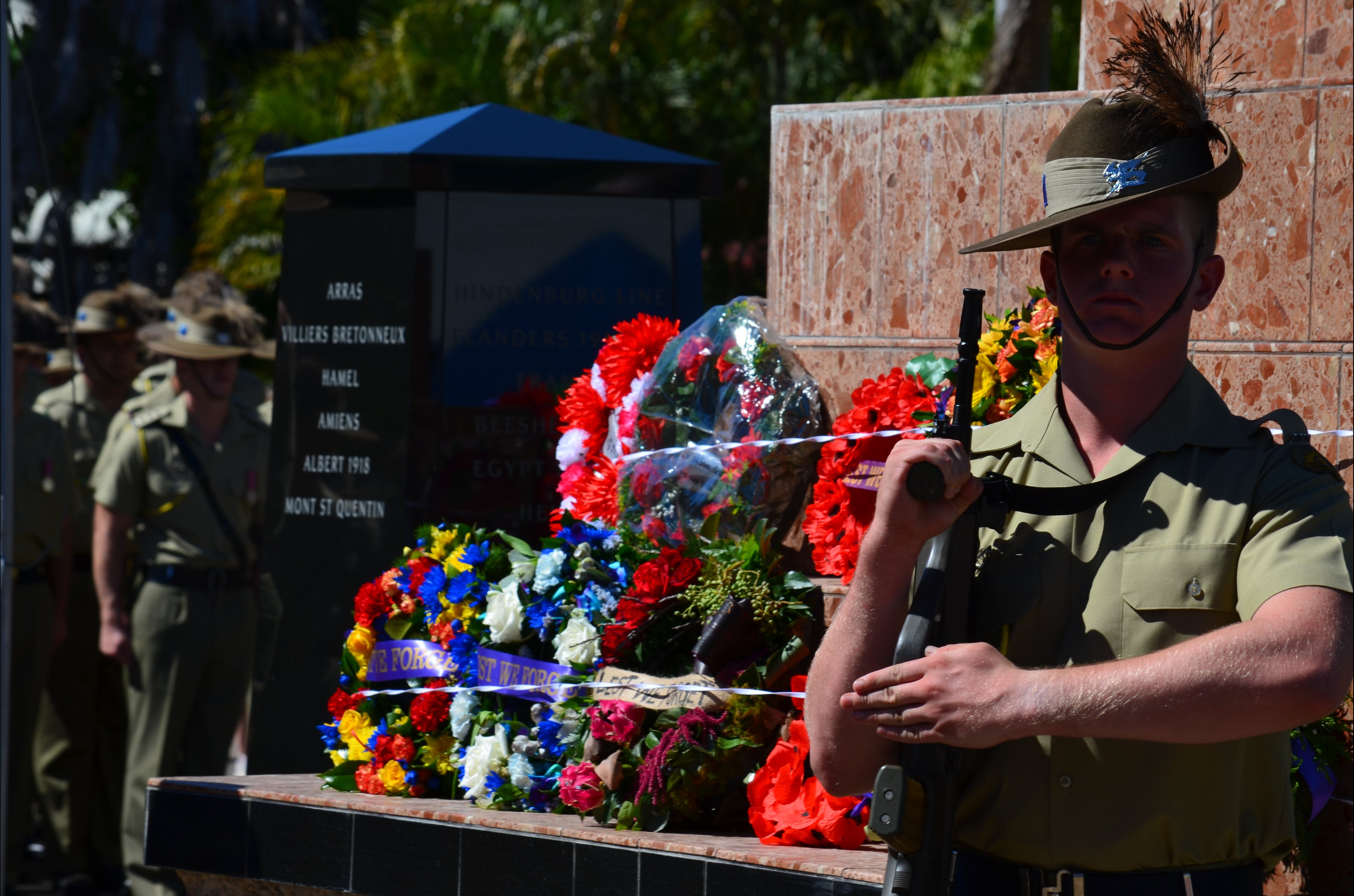 Anzac Day Charters Towers - Southport Accommodation