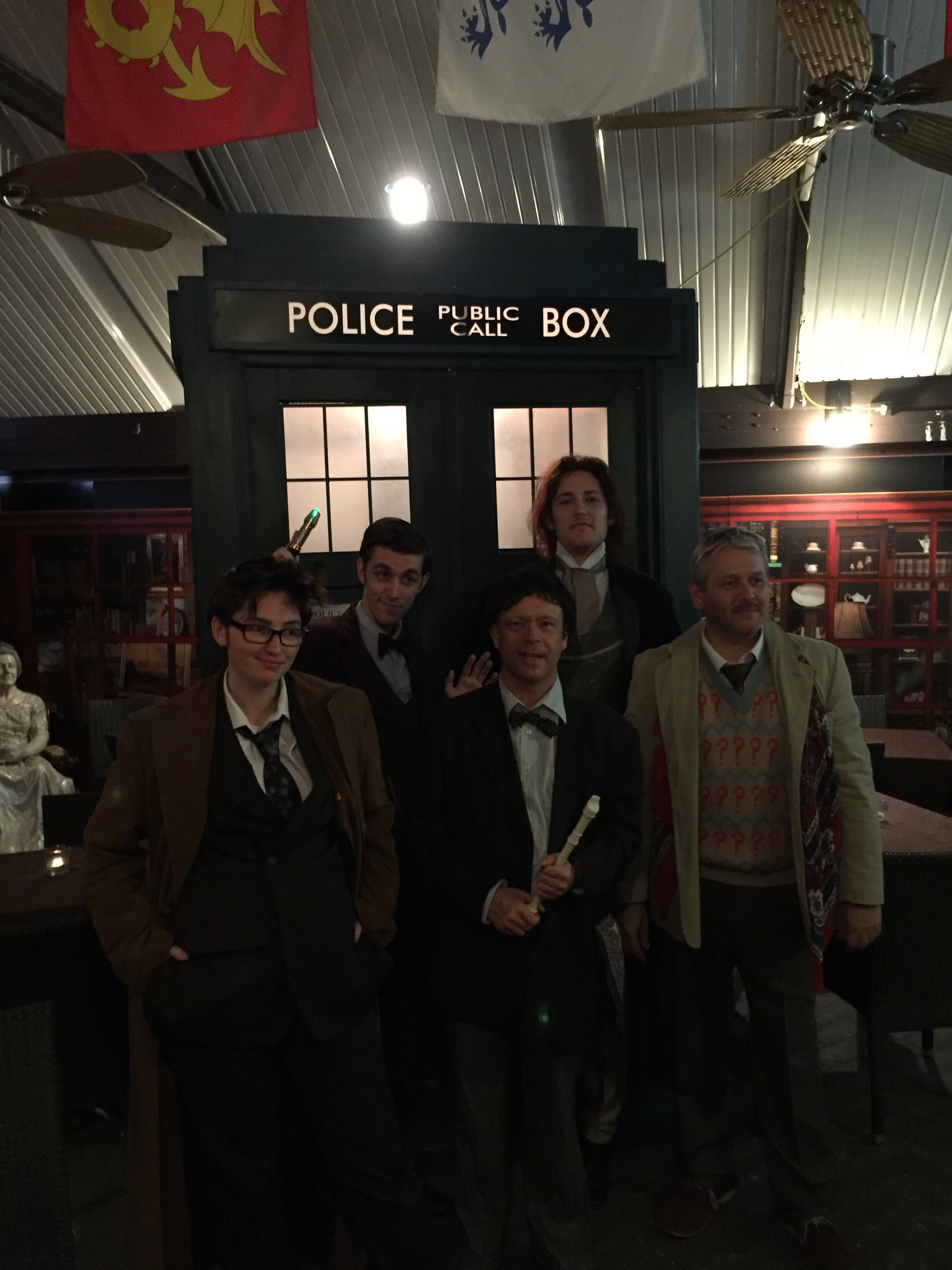 Dr Who Quiz Night - Southport Accommodation