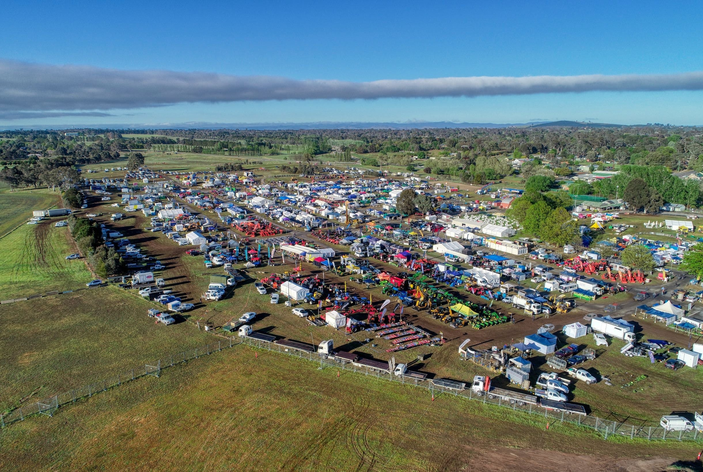 Murrumbateman Field Days - Southport Accommodation