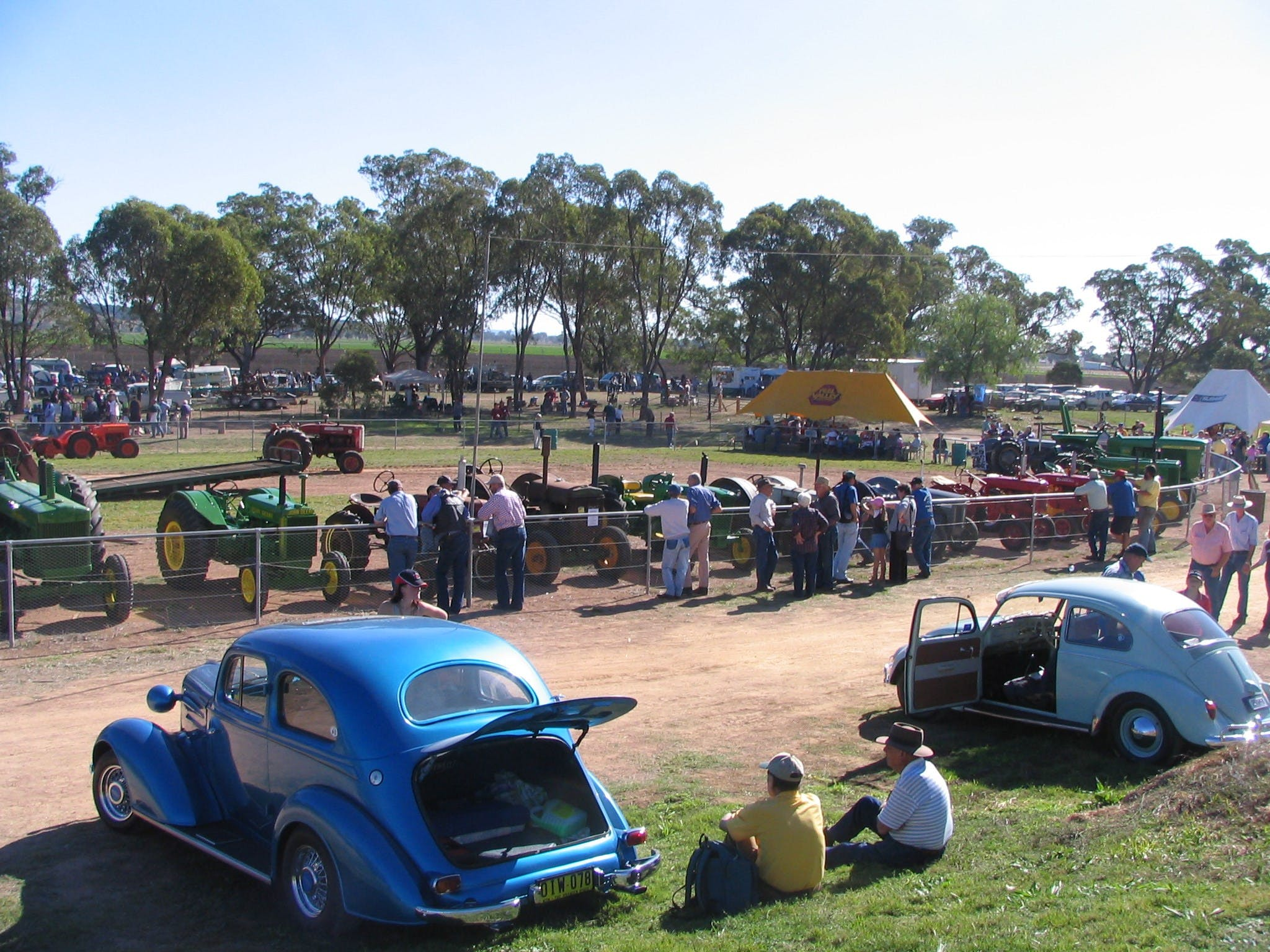 Quirindi Rural Heritage Village - Vintage Machinery and Miniature Railway Rally and Swap Meet - Southport Accommodation