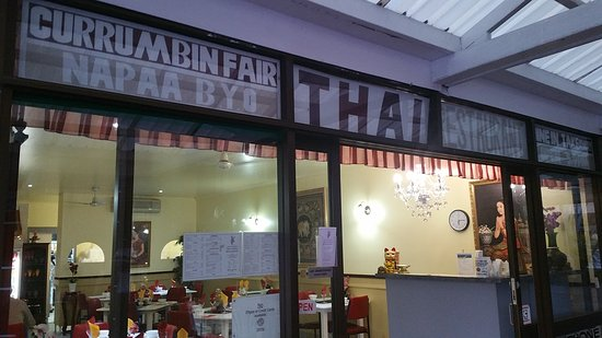 Currumbin Fair Thai Restaurant - Southport Accommodation