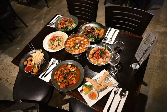 Hanuman Thai Restaurant - Southport Accommodation