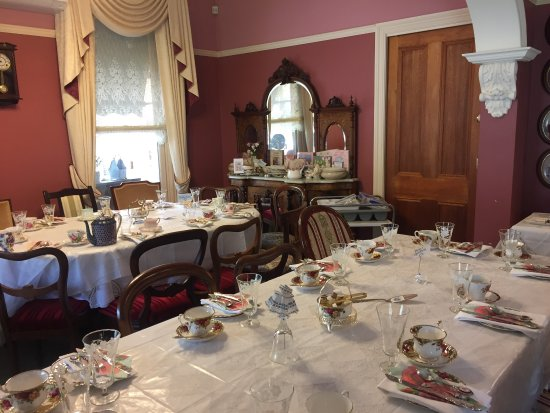 High Tea at High Gate - Southport Accommodation