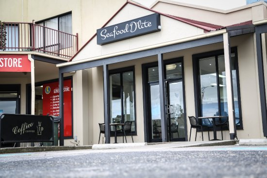 Seafood D'Lite - Southport Accommodation