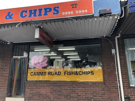 Camms Rd Fish  Chips - Southport Accommodation