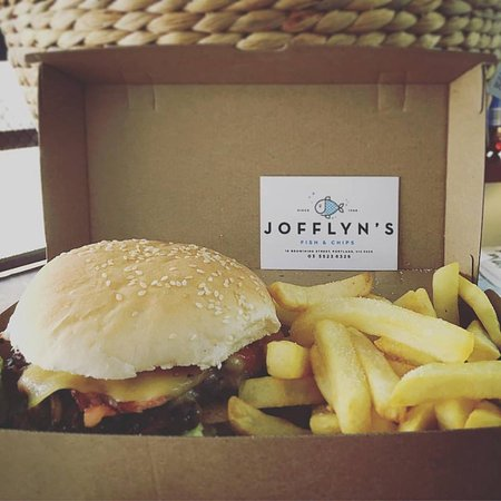 Jofflyn's Fish  Chips - Southport Accommodation