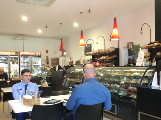 Ambience Bakery Cafe - Southport Accommodation