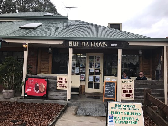 Glenrowan Dad and Dave's Billy Tea Rooms and Accommodation - Southport Accommodation