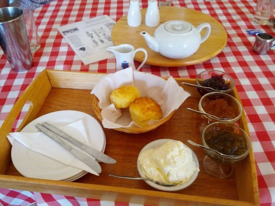Le Cafe at Applespice Cottage - Southport Accommodation