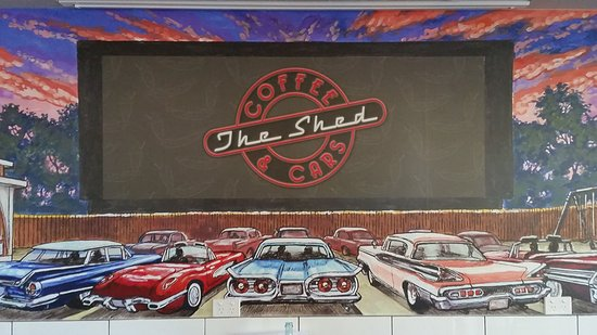 The Shed Coffee And Cars - Southport Accommodation