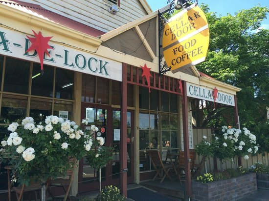 Wa-De-Lock Cellar Door - Southport Accommodation