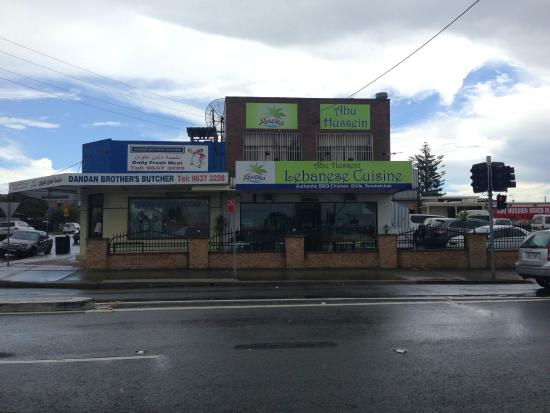 Alwaha Abu Hussein Lebanese Cuisine - Southport Accommodation