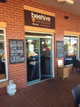 Beehive Cafe - Southport Accommodation