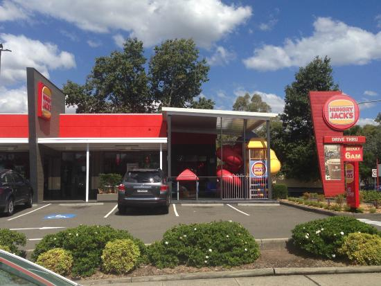 Hungry Jack's - Southport Accommodation