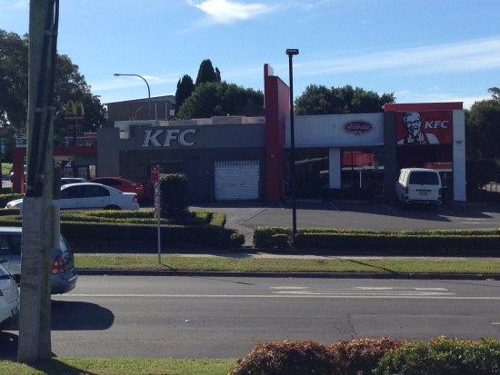 KFC - Southport Accommodation