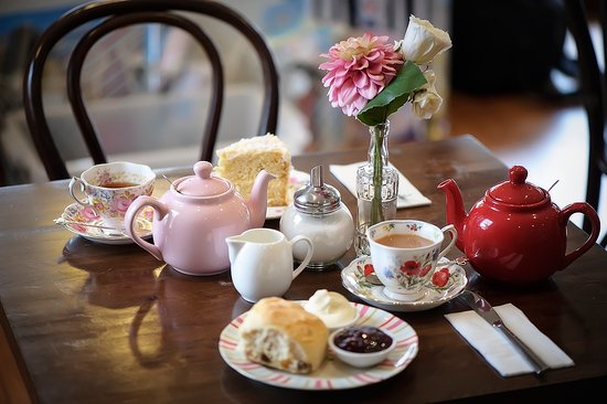 The Berry Tea Shop - Southport Accommodation